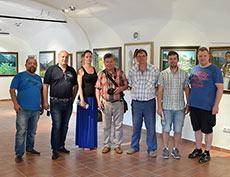 Симпозиум Международной академии культуры и искусства в Замке Люпча, Словакия