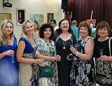 """Открытие выставки """"Мальта и ее художники"""" в Валлетте"""