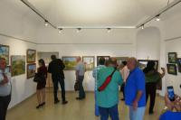 Открытие выставки «Словакия в творчестве русских художников» в Снине