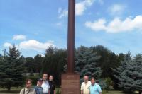 Монумент в Ришновце